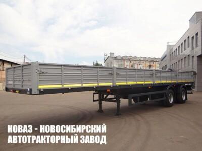 Полуприцеп бортовой МАЗ 938660-2010 новый