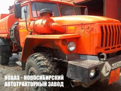 Приобретение бензовозов на базе Урал