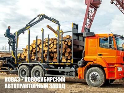Продажа лесовозов на базе КАМАЗ