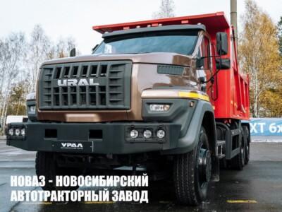 Продажа новых самосвалов Урал