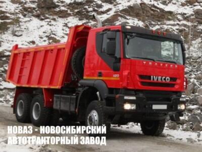 Самосвал IVECO-AMT 653900
