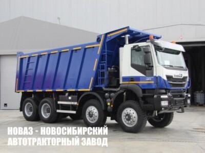 Самосвал IVECO-AMT 753910