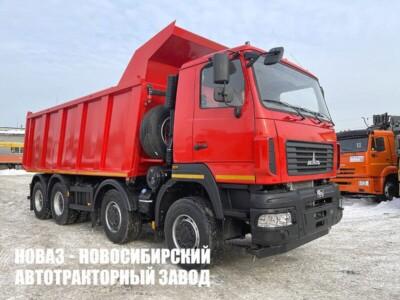 Самосвал МАЗ 651628-521-005 (ЕВРО 5)