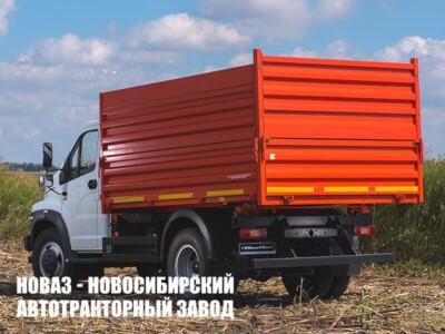 Самосвалы ГАЗон NEXT в Челябинске и Тюмени