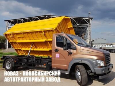 Самосвалы ГАЗон NEXT в Екатеринбурге и Кемерово