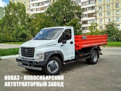 Самосвалы ГАЗон NEXT в Москве и Санкт-Петербурге
