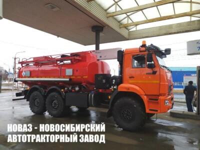 Автотопливозаправщик специальный 567511-10 на базе КАМАЗ 43118-3973-50