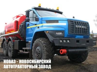 Топливозаправщики Урал в Красноярске и Иркутске