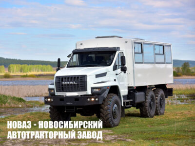 Вахтовые автобусы на шасси Урал NEXT