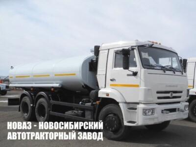 Пищевая автоцистерна 11,5 м³ с 1 секцией на базе КАМАЗ 65115-773052-50