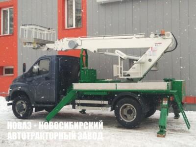 Автогидроподъемник ПСС-131.18Э на базе ГАЗон NEXT С41R13