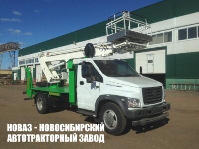 Автогидроподъемник ПСС-131.22Э на базе ГАЗон NEXT С41R13
