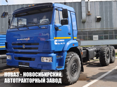 Седельный тягач КАМАЗ 43118-33031-76 (RR)