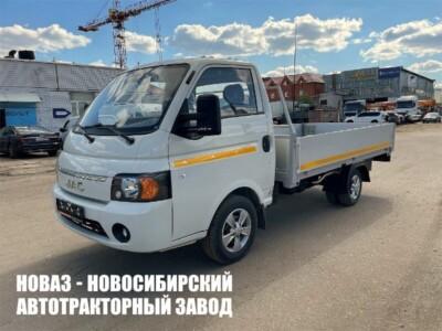 Бортовой грузовик JAC N35 (3200х1800х400 мм)