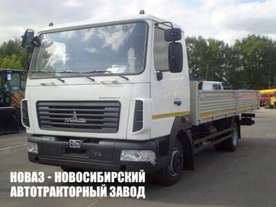 Бортовой автомобиль МАЗ 4371C0-540-000 с платформой 6300х2550х600 мм