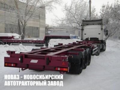 Полуприцеп-контейнеровоз ЧМЗАП 9911 по спецификации 053 ПЛ