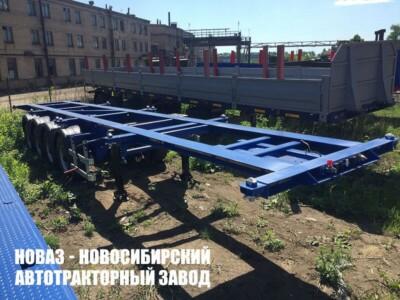 Полуприцеп-контейнеровоз ЧМЗАП 99903 по спецификации 028
