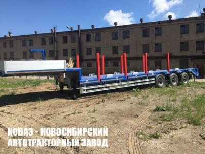 Полуприцеп-тяжеловоз автомобильный ЧМЗАП 99064 081 ККТГ