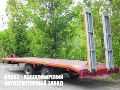 Прицеп ЧМЗАП 8358 по спецификации 010-04 М
