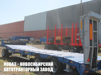 Прицеп ЧМЗАП 83981 по спецификации 051 У