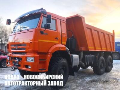 Самосвал КАМАЗ 65222-6012-53
