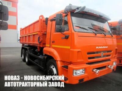 Колхозник КАМАЗ 45143-26012-50 грузоподъемностью 11500 кг