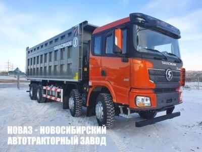 Самосвал SHACMAN SX33186T366 кабина Х3000