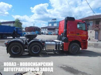 Седельный тягач КАМАЗ 65806-002-68