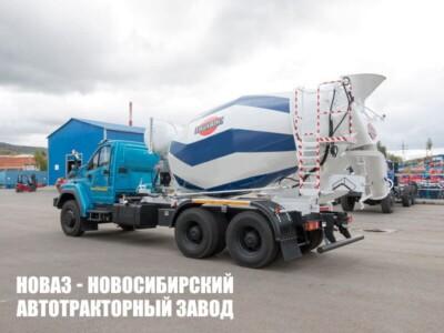 Автобетоносмеситель Tigarbo 7 м³ на базе Урал NEXT 73945-01 модели 8393
