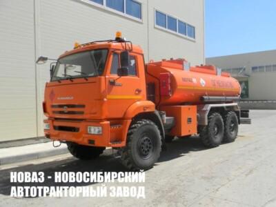 Топливозаправщик НЕФАЗ 66062-0012213-50 на базе КАМАЗ 43118