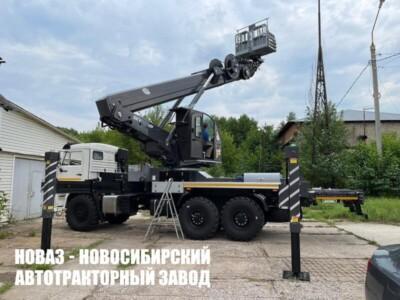 Автовышка HORYONG SKY540VP на базе КАМАЗ 43118