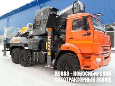 Автогидроподъемник Novas-460 на базе КАМАЗ 43118