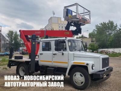 Автовышка T320NEW на базе ГАЗ 33098