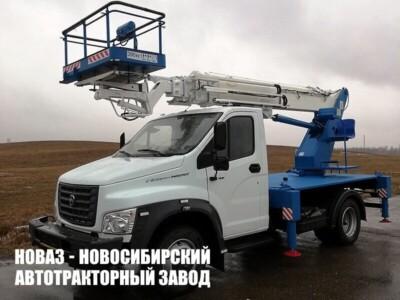 Автогидроподъемник ВИПО-22-01 на базе ГАЗон NEXT C41R13