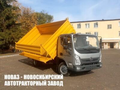 Самосвал ГАЗ-САЗ-25051 на базе Валдай NEXT
