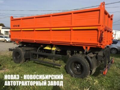 Самосвальный прицеп НЕФАЗ-8560-02