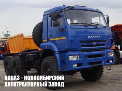 Седельный тягач КАМАЗ-65221-6020-53