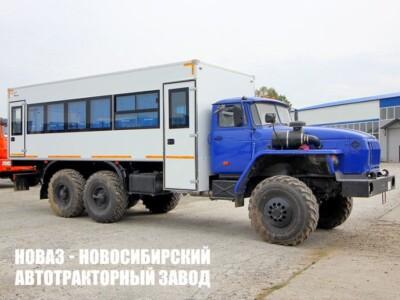 Вахтовка 28 мест на базе Урал-4320 модели 7721N2
