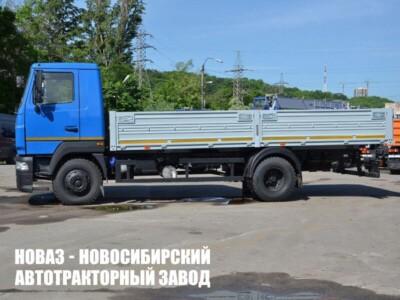 Бортовой автомобиль МАЗ 4381С0-2540-020 с платформой 6300х2550х600 мм