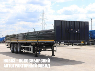 Бортовой полуприцеп ТОНАР 9888 B3-13/K с платформой 13660х2480х780 мм