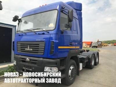 Седельный тягач МАЗ 6430С9-520-012 с нагрузкой до 22600 кг