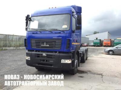 Седельный тягач МАЗ 6430С9-520-020 с нагрузкой до 15900 кг