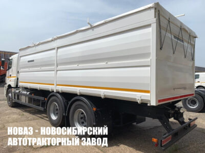 Сельхозник КАМАЗ 65905G на базе КАМАЗ 65207 грузоподъемностью 16800 кг